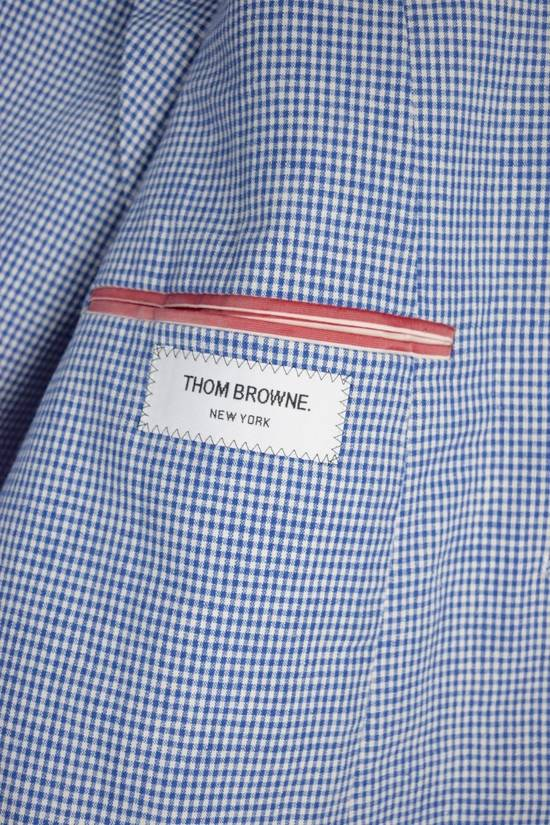 Thom Browne Thom Browne Fun Mix Blazer Men's 4 New Blue Size 42L - 3