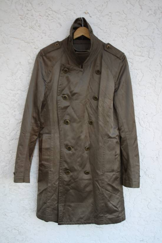 Julius Silk Peacoat Size US S / EU 44-46 / 1