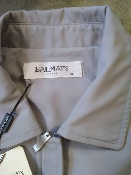 Balmain BALMAIN ZIPPER JACKET MONOGRAM Size US M / EU 48-50 / 2 - 1
