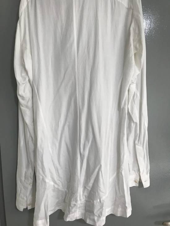 Julius AW14 no collar long shirt Size US M / EU 48-50 / 2 - 8