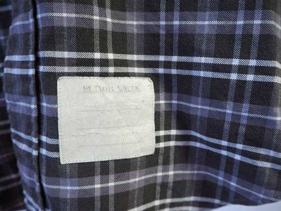 Thom Browne checked soft shirt size 2 Made in USA Size US M / EU 48-50 / 2 - 4