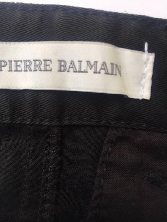 Balmain Pierre Balmain Cargo Shorts Size US 30 / EU 46 - 3