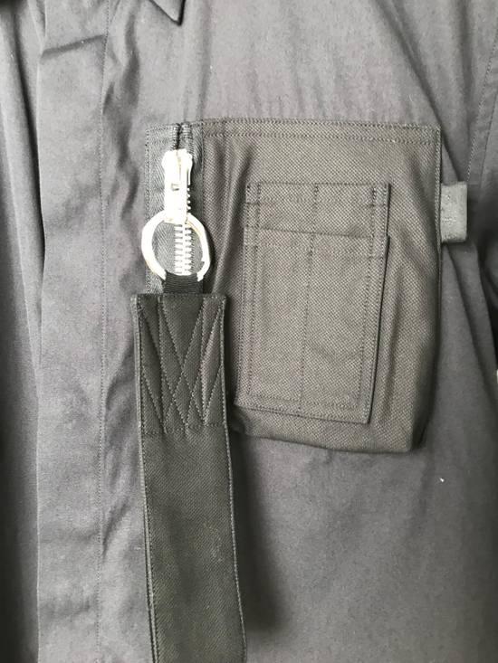 Givenchy Bomber Zip Pocket Dress Shirt Size US S / EU 44-46 / 1 - 2