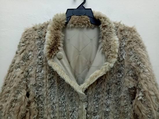 Balmain Vintage Balmain Paris Fur and Silk Reversible Jacket RARE Design Size US L / EU 52-54 / 3 - 12