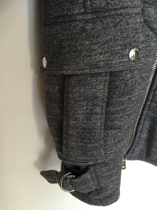 Balmain Biker Hoodie Jacket 2014 FW Size US S / EU 44-46 / 1 - 3