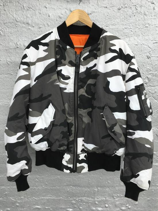 Alpha Industries Urban Camo M-1 Made in USA Size US L / EU 52-54 / 3