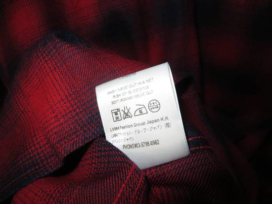 Givenchy Flannel check- shirt Size US S / EU 44-46 / 1 - 11