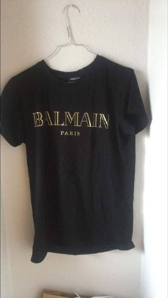 Balmain Logo Tee Size US XS / EU 42 / 0
