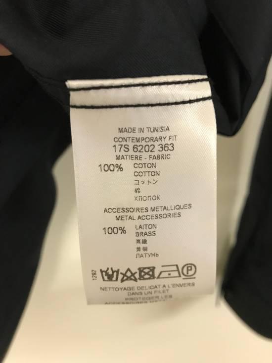 Givenchy Metallic Tipped Collar Shirt (Size - 42) Size US L / EU 52-54 / 3 - 7