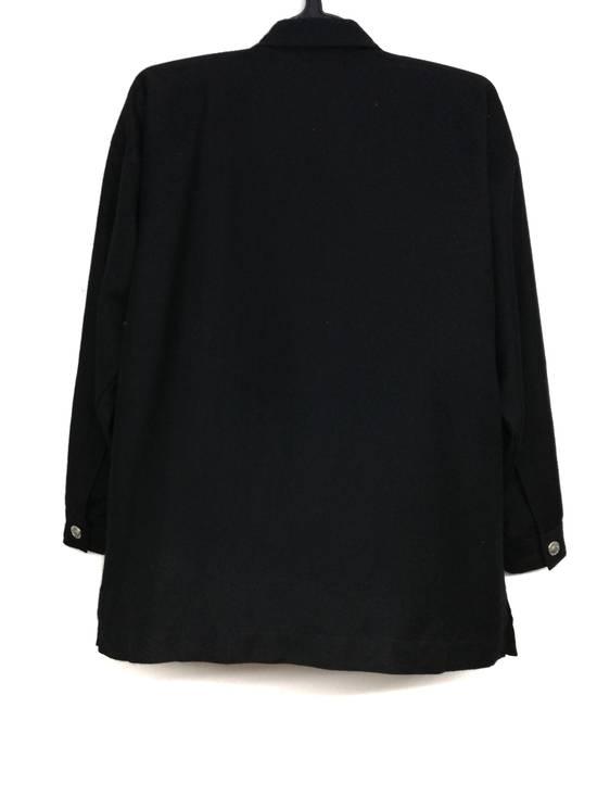 Givenchy 🔥GIVENCHY wool black long sleeve shirt🔥 Size US M / EU 48-50 / 2 - 7