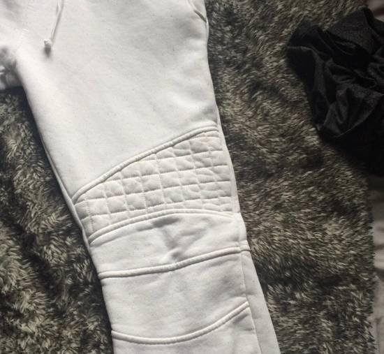 Balmain Balmain Biker Sweatpants Size US 32 / EU 48 - 3