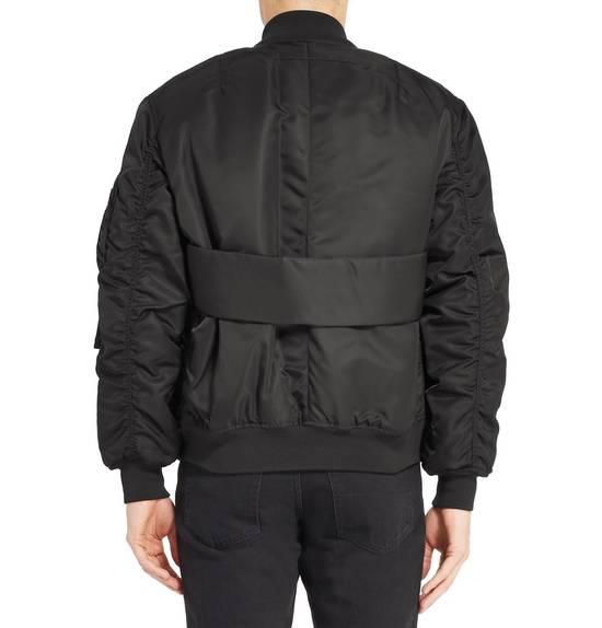 Givenchy Givenchy Black Banded Rottweiler Nylon Shell Bomber Jacket 2014 size 48 (M) Size US M / EU 48-50 / 2 - 6