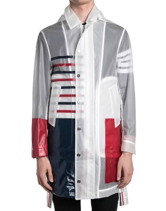 Thom Browne Thom Browne transparent coat 17ss Size US S / EU 44-46 / 1