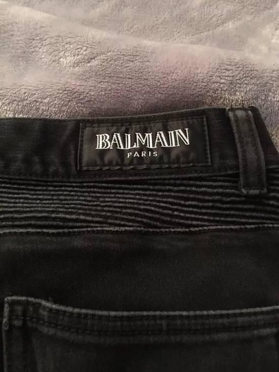 Balmain Balmain Biker Jeans Size US 34 / EU 50 - 4