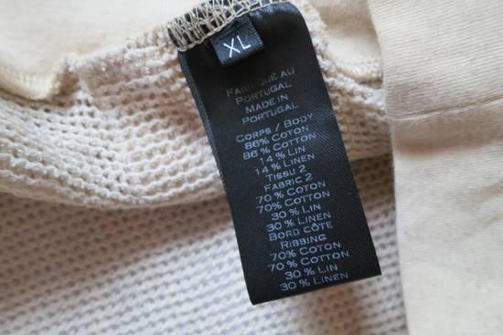 Balmain Zipped Up Cotton/Linen Hoodie Size US XL / EU 56 / 4 - 7