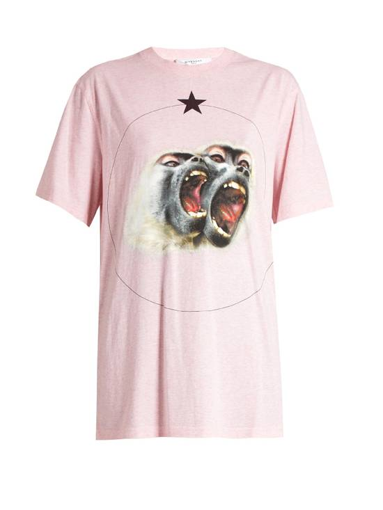 Givenchy Pink Monkey Brothers T-shirt Size US M / EU 48-50 / 2 - 1