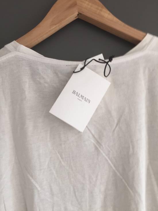 Balmain T-shirt oversized BALMAIN from spring/summer12 Size US L / EU 52-54 / 3 - 4