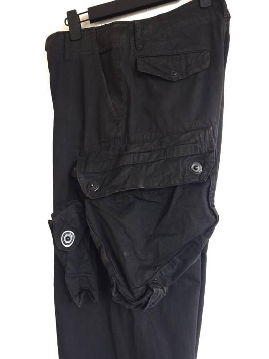 Julius Julius 09/SS Canon_1 The Possessed Gasmask Cargo Pants Size US 30 / EU 46 - 13