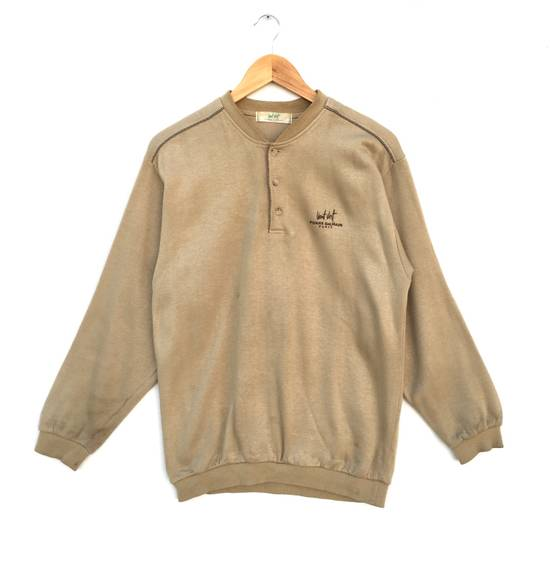 Balmain Original Luxury Pierre Balmain Embroidery Small Logo Sweatshirt / Pierre Balmain Pullover / Pierre Balmain Jacket Luxury Vintage Fashion Style Size US M / EU 48-50 / 2