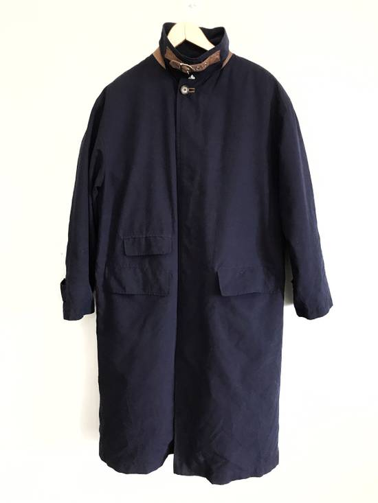 """Givenchy Givenchy Gentleman Trench Coat Jacket Made In Italy Armpit 24.5""""x49"""" Size US L / EU 52-54 / 3 - 3"""