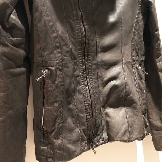 Julius Julius Goat Skin Leather Jacket Size US S / EU 44-46 / 1 - 5