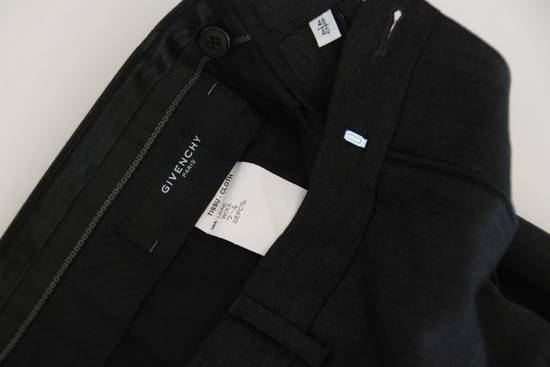 Givenchy 100% wool slim fit grey pants Size US 32 / EU 48 - 8