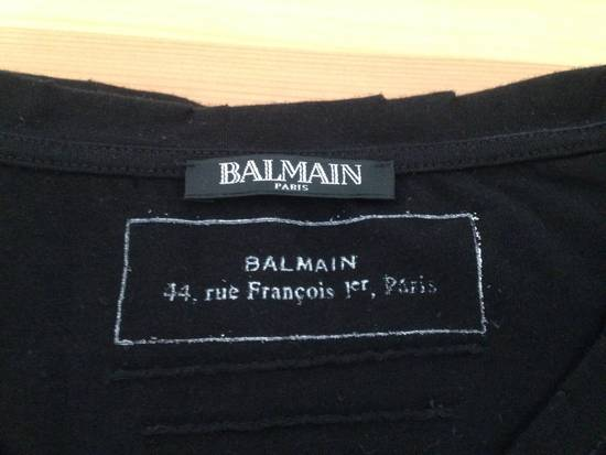 Balmain 3 Pack Basic T-Shirts (black,grey,white) LAST DROP, THIS IS SERIOUSLY A GOOD DEAL Size US L / EU 52-54 / 3 - 2
