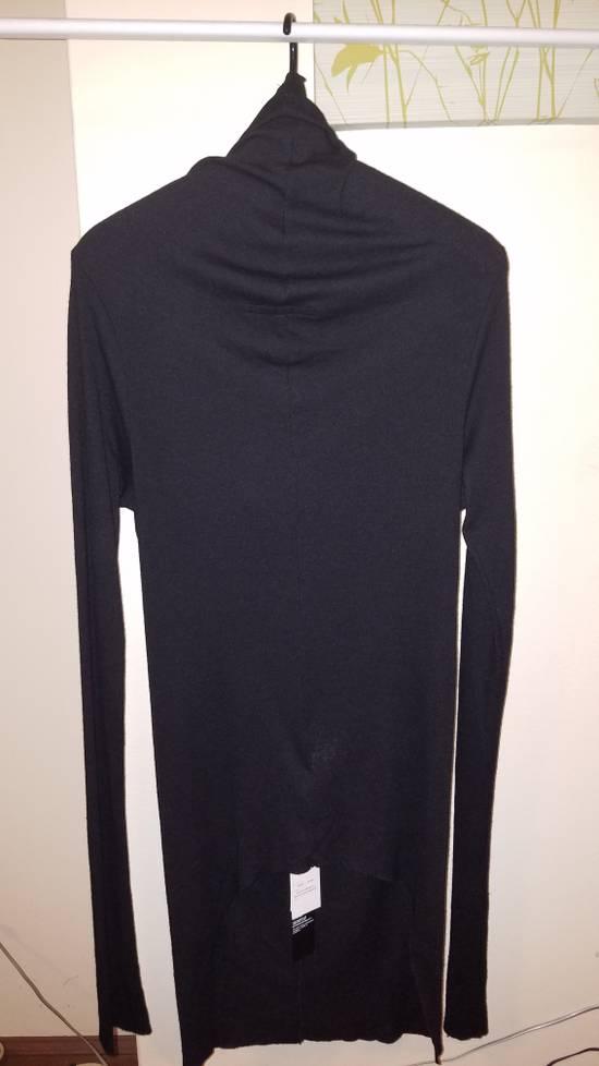 Julius Brand New Wool Silk Cashmere Knit Sweater Black Size US M / EU 48-50 / 2 - 3