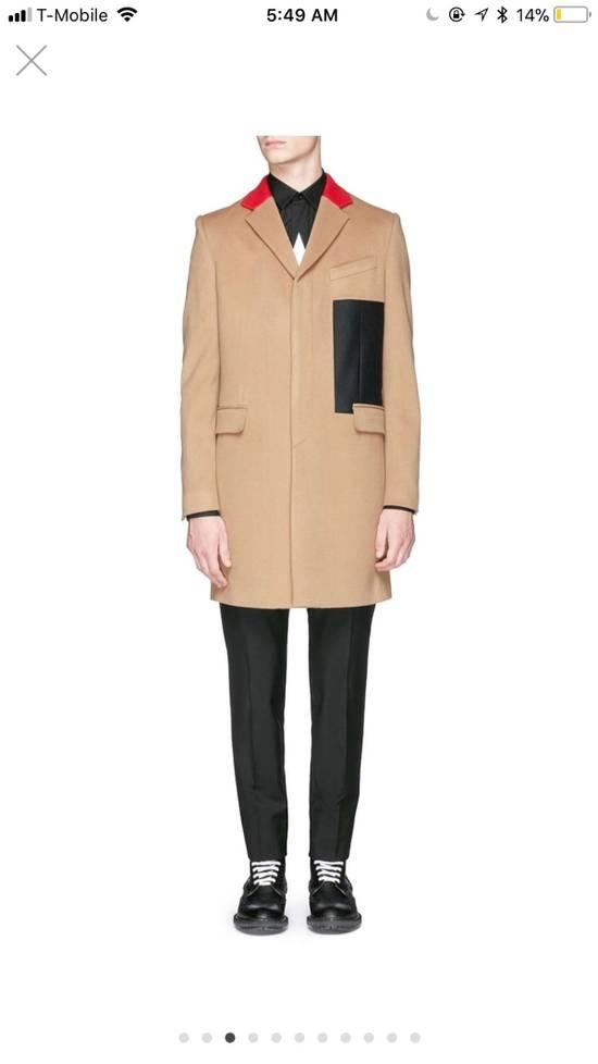 Givenchy Givenchy Cashmere Cashmere Color Block Coat Size US M / EU 48-50 / 2 - 1