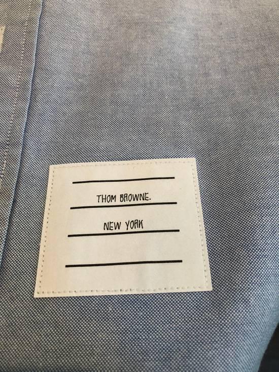 Thom Browne Thom Browne Armband Shirt Blue Size 3 Size US L / EU 52-54 / 3 - 8