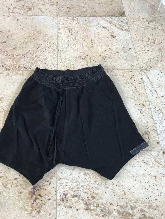 Julius 2 & 3 Mesh Blend Knitted Shorts Size US 32 / EU 48 - 6