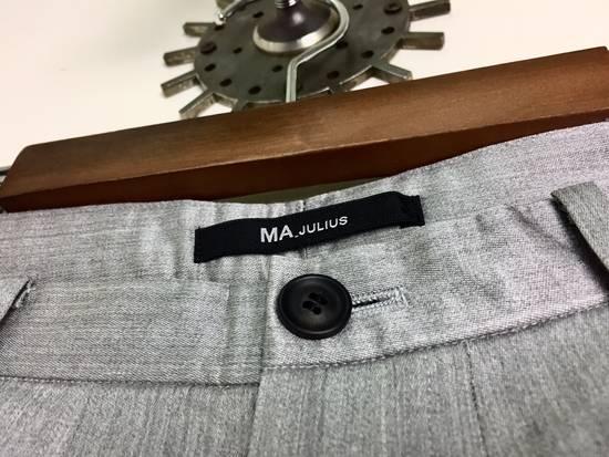 Julius MA Julius Silk Wool Satin cropped pants Size US 30 / EU 46 - 4