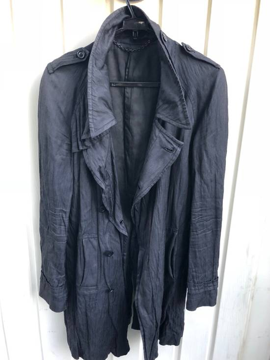"Julius AW 2007 ""Untitled"" trench Size US M / EU 48-50 / 2"