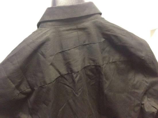Givenchy Givenchy Runway Satin Collar Shirt Size US M / EU 48-50 / 2 - 1