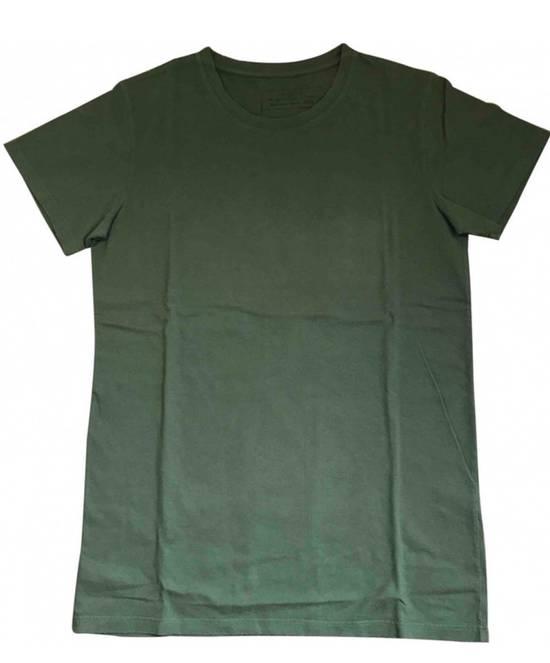 Balmain T-shirt Green Military Size US XL / EU 56 / 4