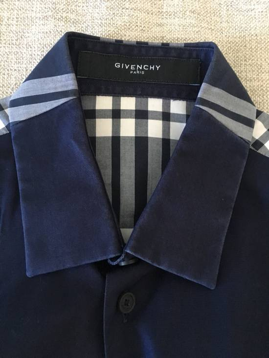 Givenchy Givenchy Check Shirt Size US M / EU 48-50 / 2 - 4