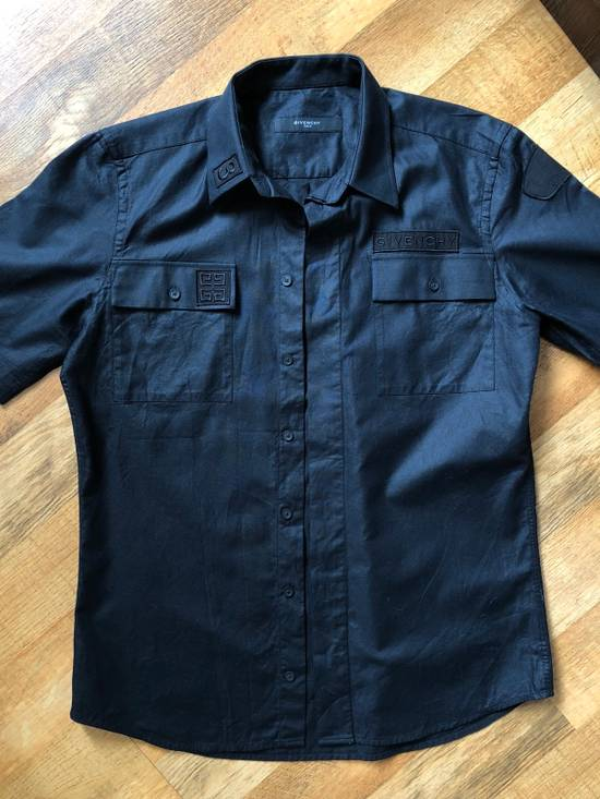 Givenchy Givenchy black shirts short sleeve Size US L / EU 52-54 / 3
