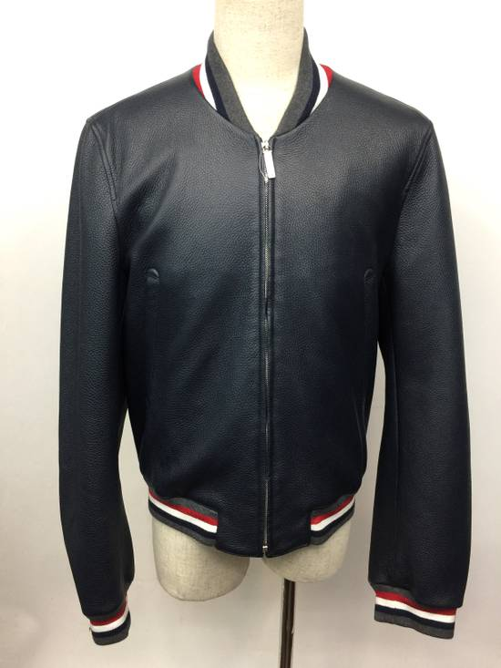 Thom Browne Thom Browne Leather Jacket Size US L / EU 52-54 / 3 - 5