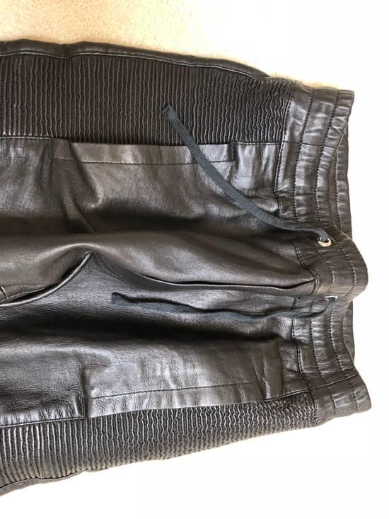 Balmain balmain leather pants Size US 29 - 3