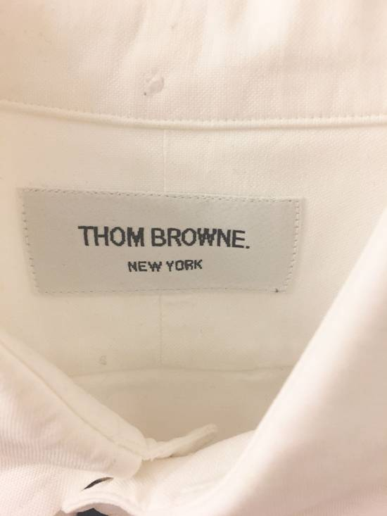 Thom Browne LONG SLEEVE SHIRT Size US L / EU 52-54 / 3 - 2
