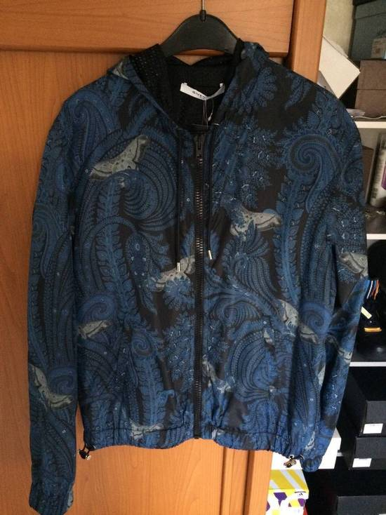 Givenchy Givenchy Authentic $1290 Navy Floral Jacket Size M Brand New With Tags Size US M / EU 48-50 / 2