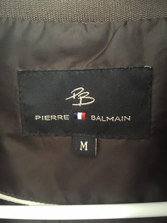 Balmain Pierre Balmain Bomber Size US M / EU 48-50 / 2 - 1