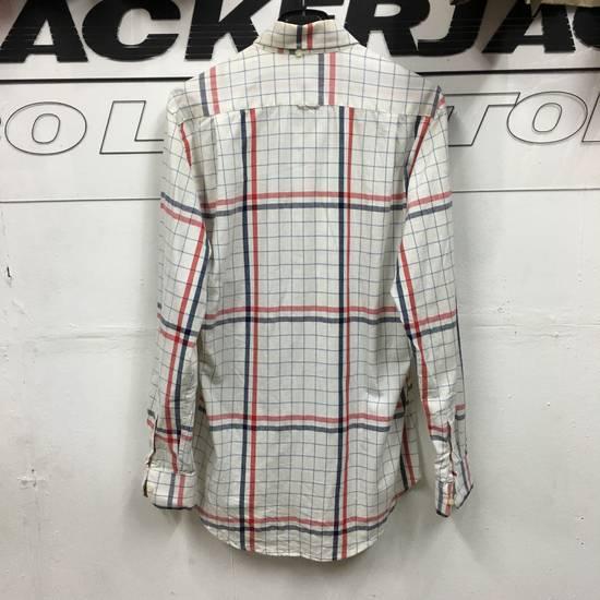 Thom Browne Thom Browne Brand Nova Long Sleeve Shirt Size US L / EU 52-54 / 3 - 1