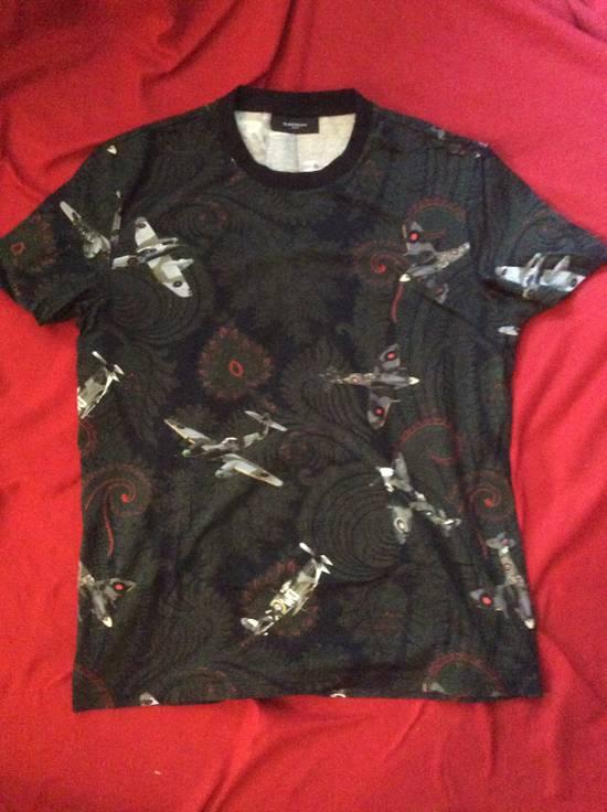 Givenchy Fighter Jets Paisley T shirt Size US L / EU 52-54 / 3