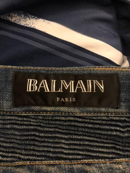 Balmain Balmain Biker Jeans Size US 30 / EU 46 - 4