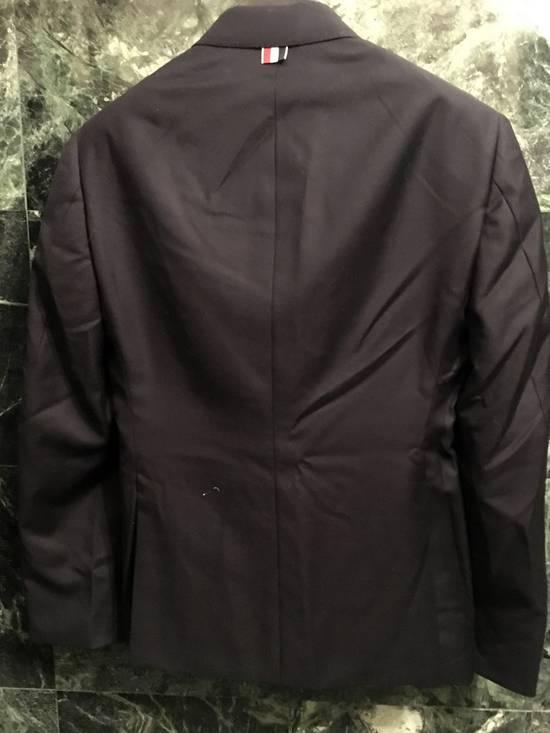 Thom Browne Classic navy wool blazer Size 36R - 1