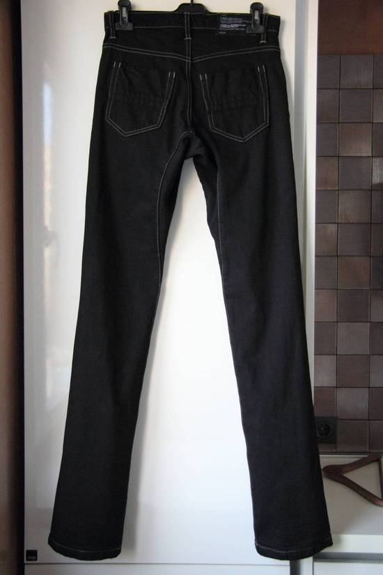 Julius JULIUS_7 COTTON DENIM PANTS SIZE 1 Size US 29 - 1