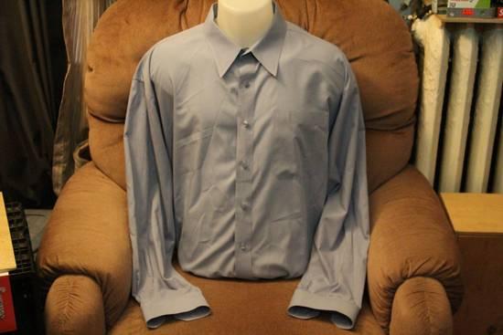 Givenchy Givenchy Monsieur Crisp Blue Dress Shirt Size US L / EU 52-54 / 3
