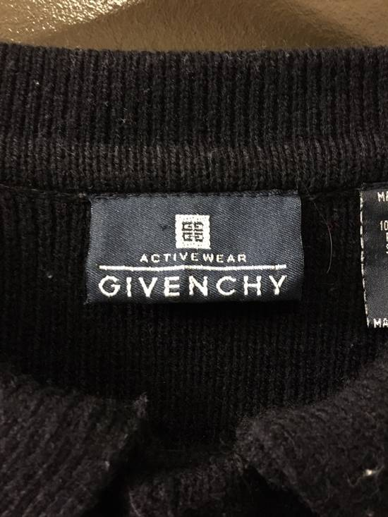 Givenchy Activewear Collared Jumper Size US M / EU 48-50 / 2 - 7