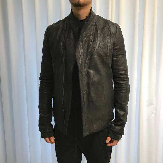 Julius black waxed jacket Size US M / EU 48-50 / 2 - 3